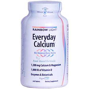 Everyday Calcium with Enzymes  The high-potency calcium/magnesium system for optimal absorption.