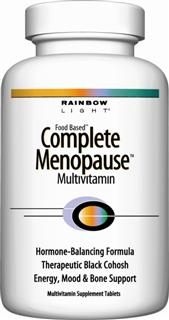 Complete Menopause Multivitamin 