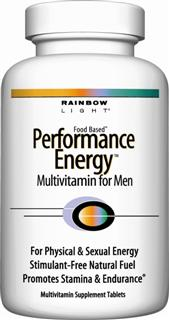 Performance Energy for Men Multi+ Daily Program Precision nutrition to support mens physical & sexual energy* .