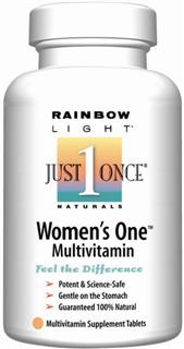 Womens One Multivitamin/Mineral