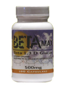 Beta-1, 3-D glucan works by activating the macrophages, or immune cells, which trap and engulf foreign substances, similar to the way a 'Pac Man' works in the popular game. Also, the activated cells start a cascade of events that cause the entire system to be alerted and mobilized, in an entirely naturally activated sequence. The result is an amplified immune system response until the 'invaders' are defeated..