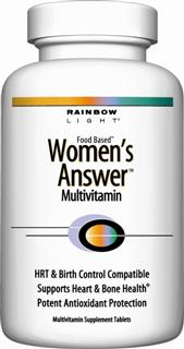 Womens Answer Multi+ Daily Program 