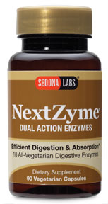 Dual Action Digestion Enzymes from Sedona Labs.
