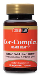 Get started on Cor-Complex Heart Health today to support long-term heart health.* Inspired by your most important muscle  beneficial health solutions for life!.