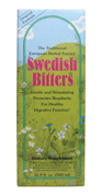 All natural Swedish Bitters blends aloe vera with eleven different herbs to benefit overall health and well-being..