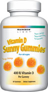 Vitamin D Sunny Gummies                                               Tasty, 100% natural citrus gummies for a boost of vitamin D.