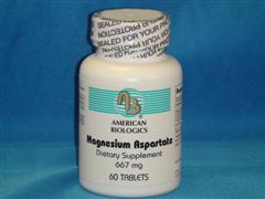Magnesium is involved in over 300 enzyme systems in the body..