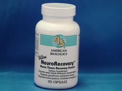 American Biologics has based its formula for Ultra NeuroRecovery on the latest clinical research in rebuilding peripheral nerves and the central nervous system. Ultra NeuroRecovery is optimized to support nerve tissue renewal..