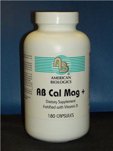 Cal Mag Plus formula is a potent source of Calcium and Magnesium, plus trace minerals Potassium, Zinc and Copper. American Biologics Cal Mag Plus includes Vitamin D, known to help regulate the levels of the minerals in the body, supports the immune system and influence heart health..