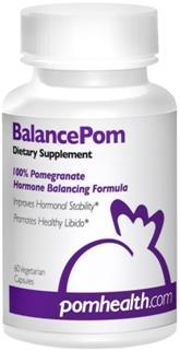 New and Improved Formula. Estragranate has been renamed BalancePom..