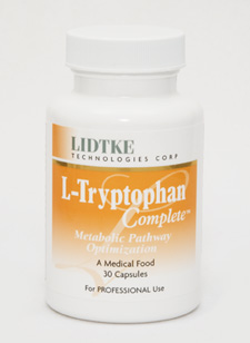 LTryptophan Complete includes the necessary cofactors and coenzymes to ensure that you receive the full benefit of LTryptophan. No other LTryptophan formula is so complete or well-researched. Feel better, sleep better tonight..