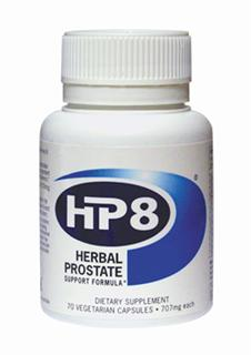 HP8 provides prostate cancer support, and is a safe alternative to PC-SPES and other herbal prostate cancer formulas..