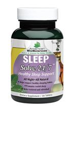 Healthy Sleep Support - All Natural - Helps Support Healthy Sleeping Habits - Promotes Restful Sleep - Wake Relaxed & Refreshed.