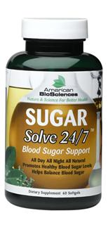 Works around the clock to help support healthy blood glucose levels..
