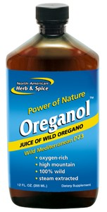 Oxygen rich fat soluble oregano source.