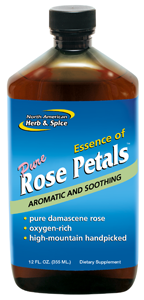 Hydrosol made exclusively from true Damascene rose.