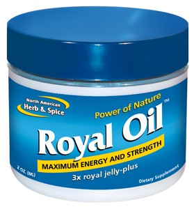 Triple strength undiluted premium-grade royal jelly with EFAs and Bs.