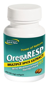 The full-strength most concentrated Oreganol P73 and spice pill.