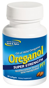 Triple strength certified-wild Mediterranean oregano oil-easy to take soft gels.