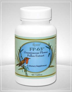 For men, FP-63 has been shown to support a healthy prostate and urinary function.