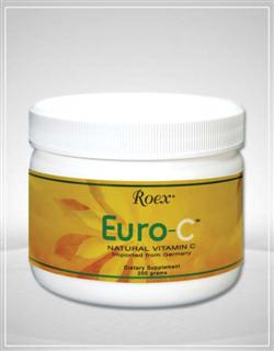 Roex Euro-C is 100% pure ascorbic acid (vitamin c) powder from natural sources imported from Europe..