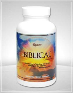 Supplying 20 of the most nutrient rich herbs, extracts and food from The Bible, this formula is a mixture of nutrients that offers wide-ranging nutritional benefits for total body support..