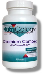 Both chromium, an essential mineral, and guar gum, a soluble fiber, are known to play important roles in blood sugar regulation within normal levels..