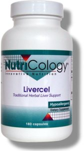 Livercel combines traditional Korean and Chinese herbal extracts to create a dietary supplement that supports liver health..