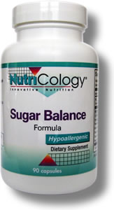Sugar Balance Formula is a unique formulation to support blood sugar within normal levels. Sugar Balance Formula utilizes vitamins, key minerals, and a proprietary mixture of Ayurvedic herbs and nutrients to support the uptake, transport and metabolism of glucose in the body..