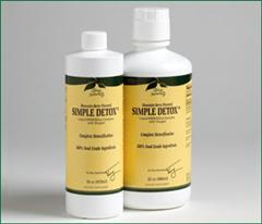 Simple Detox is the only cleansing product that you need; you will receive great results without having to take multiple products or a cleansing kit. Liquid MSM/Silica Complex with Oxygen equals complete detoxification..