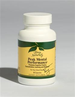 Clinically studied ingredients in Peak Mental Performance may help improve mental accuracy, enhance mood and boost cognitive functions.</p>
