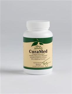 CuraMed proprietary complex provides Healthy Inflammation Response.