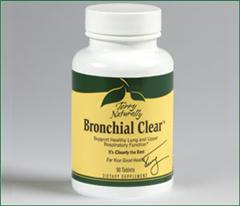 These clinically studied ingredients are shown to maintain healthy bronchial passageway function..