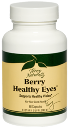 Berry Healthy Eyes naturally astaxanthin-rich and antioxidant-rich formula contains two clinically researched ingredients that have been shown to support healthy eye function..