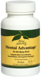 Mental Advantage for the Aging Brain.