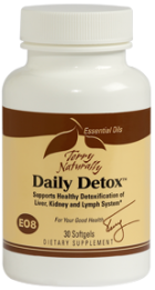 This formula primarily detoxifies the liver, kidneys and lymphatic system..