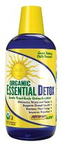 Organic Essential Detox is a quintessential liquid detox formula made with more than 15 powerful organic herbs to help eliminate toxins, increase energy, improve digestion and support overall health. This formula from Renew Life, America's #1 Digestive Care and Cleansing Company, is certified organic, kosher and vegan..