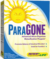 A natural cleanse for parasites that supports bowel health.