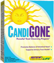 A cleanse for Candida albicans. Natural, 2-part Candida cleanse formula. Formulated to be taken in harmony with your normal daily activity utilizing organic herbs traditionally used to support the balance of intestinal flora..