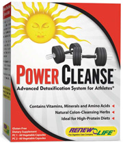 30-day program for athletes - Supports the cleansing needs of athletes and those on high-protein diets..