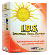 Natural herbal formula to support a healthy intestinal lining, promote bowel regularity, and relieve gas & bloating..