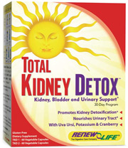 Organ detox formula supports the natural cleansing functions of the kidneys, the bladder and the urinary tract. Contains cranberry extract and uva ursi..