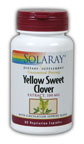 Solaray Yellow Sweet Clover helps support blood circulation and the cardiovascular system..
