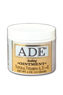 An extra strength oil-based  lubricating  ointment, that is rich in Vitamins A,D, and E. Protects and heals chapped or damaged skin..