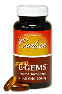 As an active antioxidant, Gamma is one of the 4 tocopherols with Vitamin E activity..