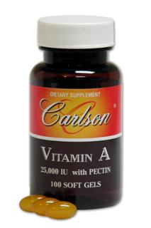 Vitamin A performs several important functions in the body, including the maintenance of proper vision. If the body is deficient in Vitamin A, the eyes will gradually loose the ability to adapt to changes in light resulting in 'Night Blindness.' Another vital role of vitamin A concerns the formation, maintenance, and growth of skin, which forms the body's primary barrier to infection. .