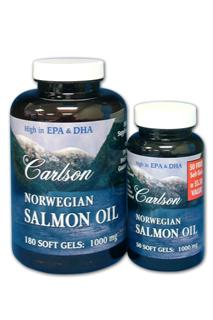 The Omega-3's, DHA and EPA, found in Norwegian Salmon Oil capsules have vital functions within our bodies. Aiding our well being by promoting and supporting cardiovascular health, brain and nerve function, healthy vision, a strong immune system and healthy flexible joints..