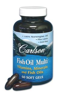 Super-Strength Multi-Vitamin and Fish Oil Supplement in Easy-to-Swallow Soft Gels to Help Keep You Feeling Young and Healthy.
