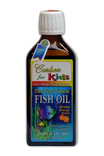 The finest fish oil from deep, cold ocean water fish. Bottled in Norway to ensure maximum freshness. Refreshing natural orange taste. Take by the teaspoonful, mix with foods and try it on salads! Rich source of DHA and EPA..