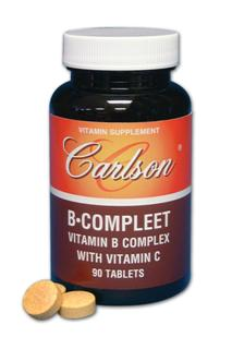 BCompleet Provides the principal B-Vitamins plus Vitamin C in a balanced 'Stress' formulation..